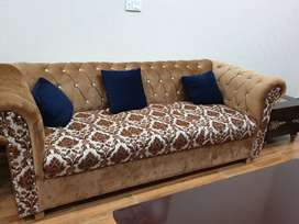 6 seater sofa set (chester)