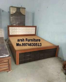 006 new designer bed plywood