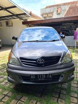 Toyota Kijang Innova G 2.5 Diesel AT ISTIMEWA .. Low KM ASLI !! Joss