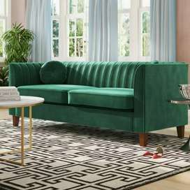 Sofa santai minimalis modern