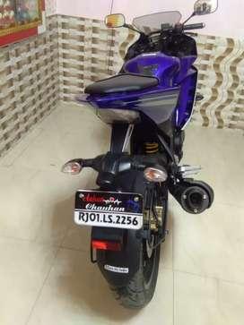R15 Yamaha modl 2017