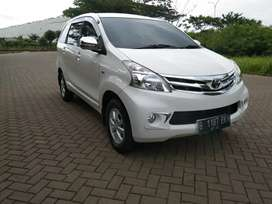 Toyota Avanza G 1.3 manual low kilometer