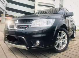Dodge journey sxt plantinum 2013 Hitam
