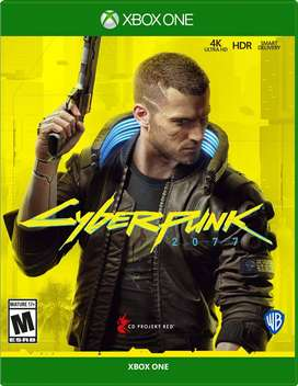 Xbox one latest Games Cyberpunk ,WWE, fifa 21,Mafia, Call of duy etc