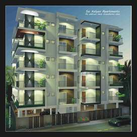 2 Bhk flat in center of anantapur ready to move in