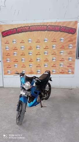 New Satria FU Tahun 2009 (Raharja Motor Mataram)