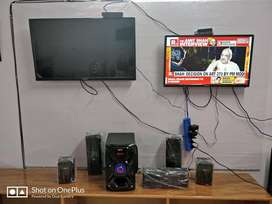 FULL HD sony panel led box pack with one yr warranty