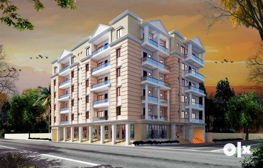1441 Sft 3BHK Flats are Available for sale at Masab Tank 0