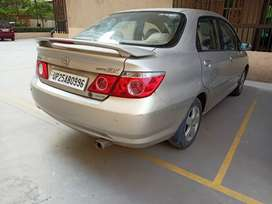 Honda City ZX 2008 petrol & certified cng fitted, 82000 Km Driven