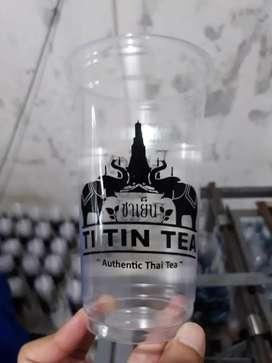 Gelas plastik Hits CUP PET 24oz