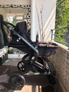 Stroller Bayi Cocolatte MIST T80AN - Kereta Dorong Bayi