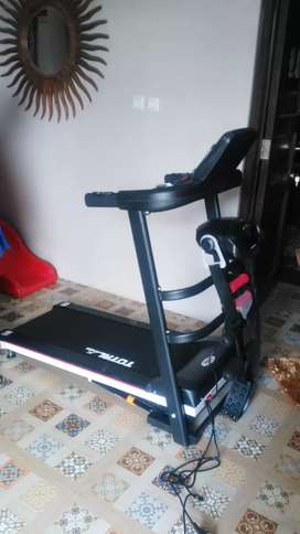 ELEKTRIK Treadmill TOTAL 607 dumble