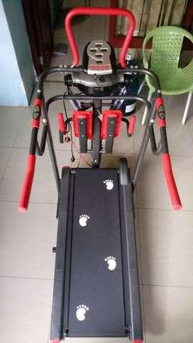 Treadmill Manual 6 Fungsi // BB Real 12G40