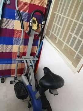 ORBITREK CYCLE MACHINE