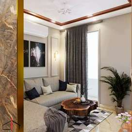 Looking for fresher Interior Designer