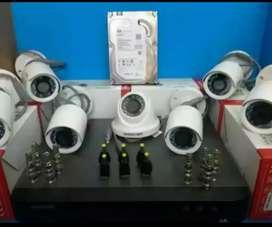 Jual dan pasang paket kamera cctv area Gerogol