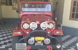 Mohindera jeep