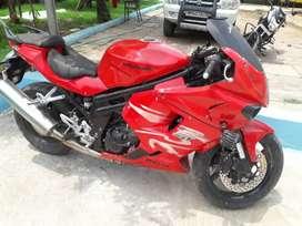 Sports bike gtr650