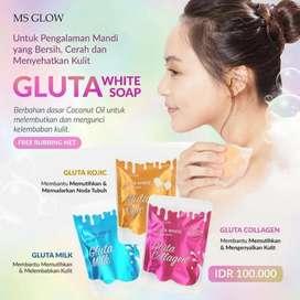 Gluta Soap MS Glow