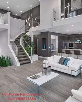 Home Interior and Renovation services provides