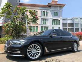 BMW 740li LUXURY 2016 #evelyn