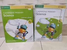 Cambridge primary science grade 4