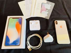 iphone x 256 gb fullset