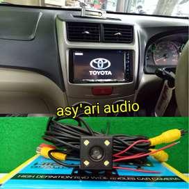 Double Din TV buat Toyota Avanza plus kamera