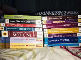Neet pg books