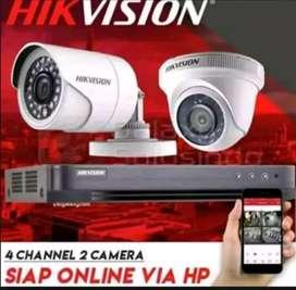 Kamera CCTV berkualitas di Cilodong