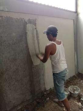 Tukang batu berpengalaman