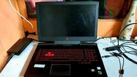 HP omen Gaming laptop 16gb ram 8gb graphics
