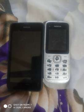 Two mobile