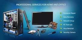 Laptop/Desktop Service /Software/ at Home