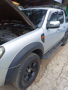 Ford ranger double cabin 4x2 wd