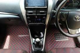 karpet mobil premium for Toyota Yaris full set sampai bagasi