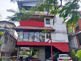 Commercial Building in Panampilly Nagar, Cochin for Sale