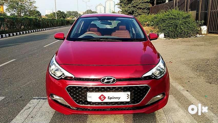 Hyundai I20 Magna 1.2, 2017, Petrol 0