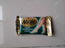 Neet hair removal soap