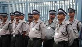 Security guard urgent requirement rehne ki suvidha free hai