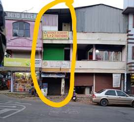 Three layer building for sale