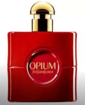 YSL red opium edp for women 100ml