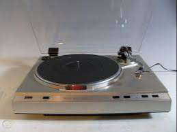 Sansui FR-Q5  Computerized Fully-Automatic Direct-Drive Turntable