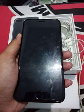Iphone 7+ 128gb Matteblack Ex Inter ZP/A Mulus