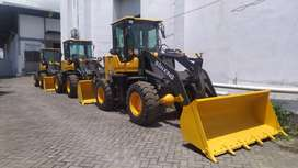 Wheel Loader SONKING 0,8 & 1,1 Kubik Yunnei Engine Turbo Murah & Kokoh