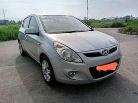 Jual Hyundai i 20 2011 manual