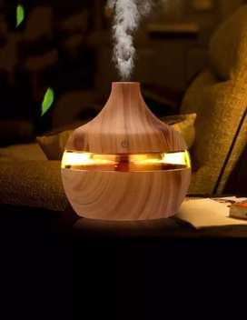 Taffware ultrasonic Humidifier aroma essential oil 300ml Humi KJR-J003