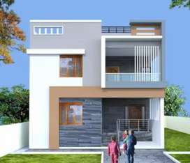 New villa 30lac @ Padappai