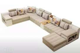 Fdr tanveer furniture brand new sofa set sells whole price