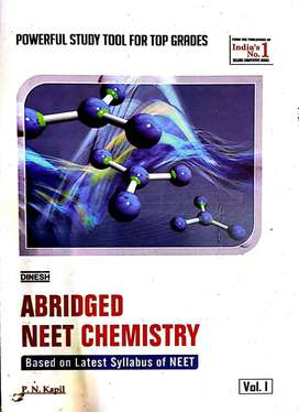 DINESH Abridged NEET Chemistry VOL. 1 & 2